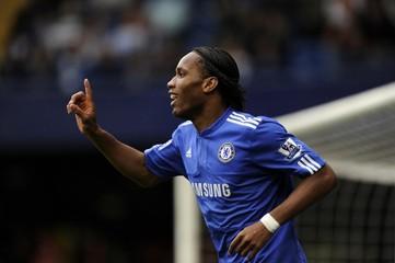 Chelsea v Blackburn Rovers Barclays Premier League