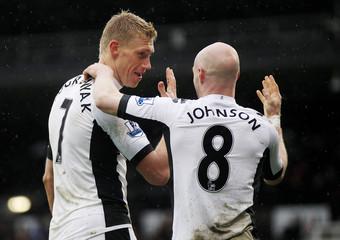 Fulham v Wolverhampton Wanderers Barclays Premier League
