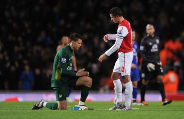 Arsenal v Everton Barclays Premier League