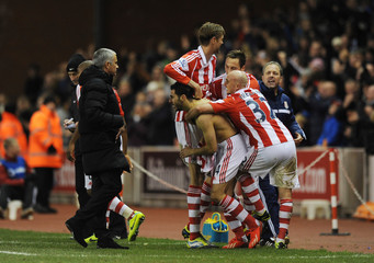 Stoke City v Chelsea - Barclays Premier League