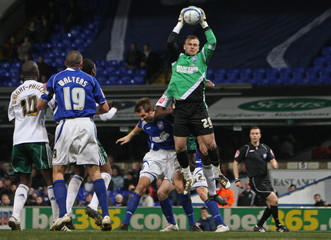 Ipswich Town v Plymouth Argyle Coca-Cola Football League Championship