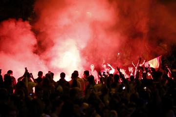 Soccer Football - Atletico Madrid v Real Madrid - UEFA Champions League Final