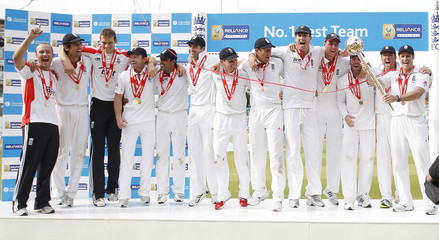 England v India npower Test Series Fourth Test