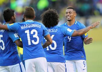 Football Soccer - Ecuador v Brazil - World Cup 2018 Qualifier