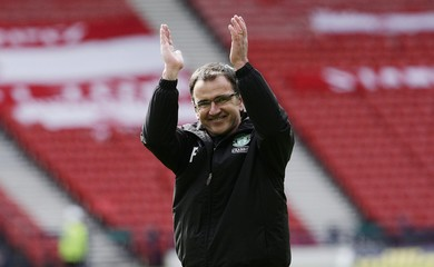 Aberdeen v Hibernian William Hill Scottish FA Cup Semi Final