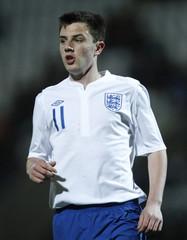 England U16 v Scotland U16 Victory Shield Under 16 International