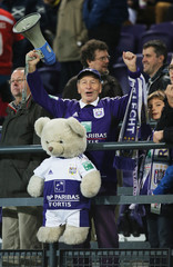 RSC Anderlecht v Arsenal - UEFA Champions League Group Stage Matchday Three Group D