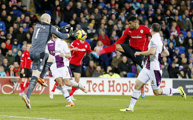 Cardiff City v Aston Villa - Barclays Premier League