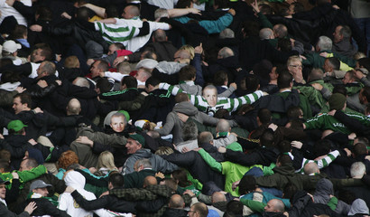 Celtic v Motherwell Scottish FA Cup Final