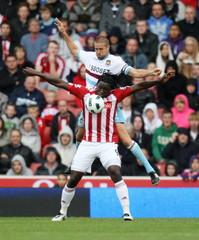Stoke City v West Ham United Barclays Premier League