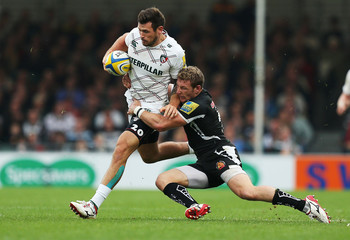 Exeter Chiefs v Leicester Tigers - Aviva Premiership