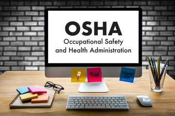 Occupational Safety and Health Administration OSHA Business team work