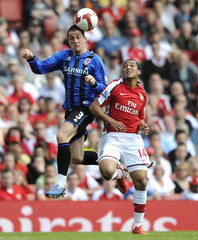 Arsenal v Middlesbrough Barclays Premier League