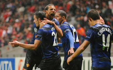 Sporting Braga v Manchester United - UEFA Champions League Group H