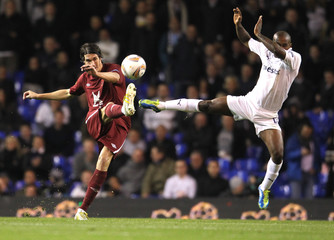 Tottenham Hotspur v Rubin Kazan UEFA Europa League Group Stage Matchday Three Group A
