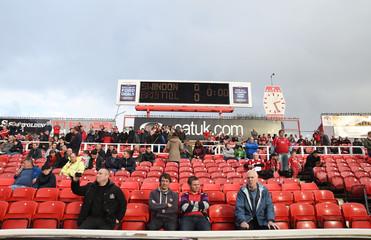 Swindon Town v Bristol City - Sky Bet Football League One