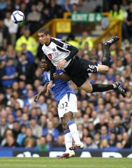 Everton v Fulham Barclays Premier League