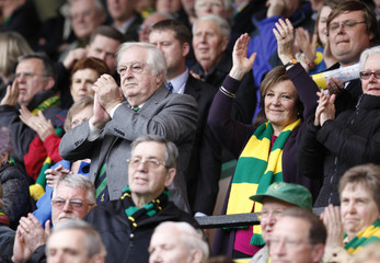 Norwich City v Leeds United Coca-Cola Football League One