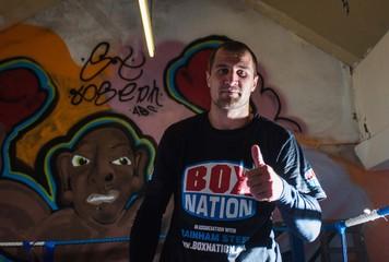 Sergey Kovalev Media Work-Out