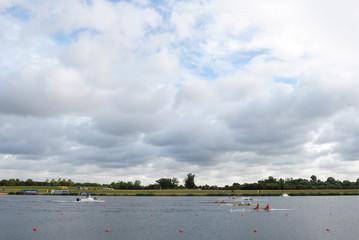 London 2012 Test Event - FISA World Rowing Junior Championships