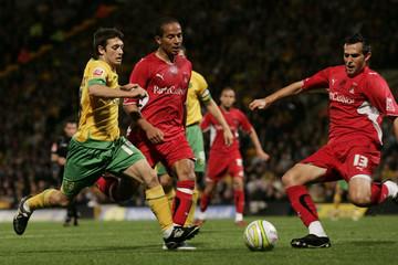 Norwich City v Leyton Orient Coca-Cola Football League One