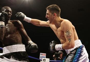 Nathan Cleverly v Samson Onyango Commonwealth Light-Heavyweight Title