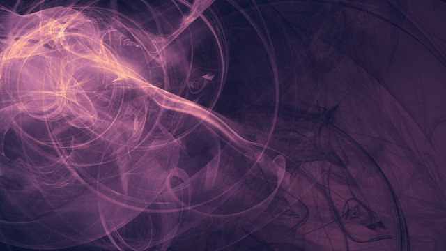 purple alien space dreams composite abstract background