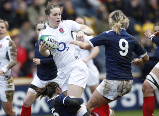 England v France RBS Women's Six Nations
