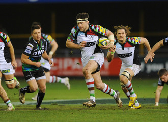 Neath-Swansea Ospreys v Harlequins LV= Cup Pool Stage Matchday Four