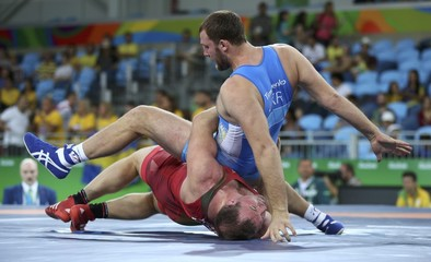 Wrestling - Men's Greco-Roman 98 kg Qualification