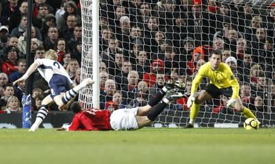 Manchester United v Tottenham Hotspur FA Cup Fourth Round