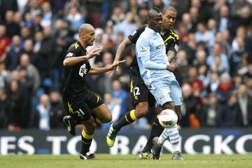 Manchester City v Bolton Wanderers Barclays Premier League
