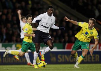 Norwich City v Tottenham Hotspur Barclays Premier League