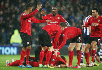 Cardiff City v West Bromwich Albion - Barclays Premier League