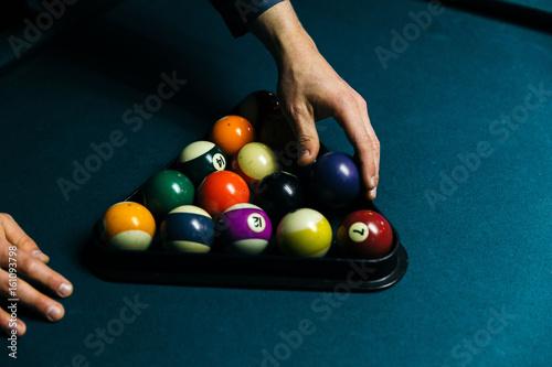 Pool Table Setup >> Pool Table Setup Stock Photo And Royalty Free Images On Fotolia Com