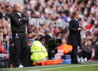Fulham v Manchester City Barclays Premier League