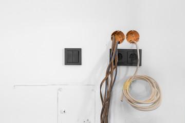 Kabel Bau Leitung