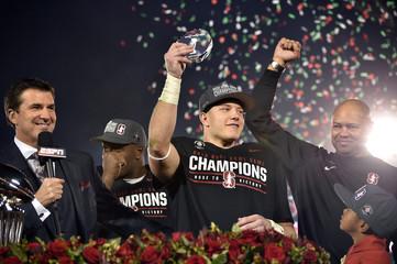 NCAA Football: Rose Bowl-Stanford vs Iowa
