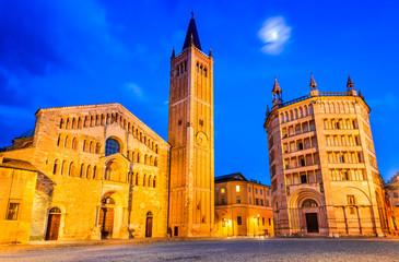 Fotomurales - Duomo di Parma, Parma, Italy - Emilia-Romagna
