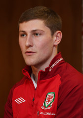 Wales Training & Press Conference