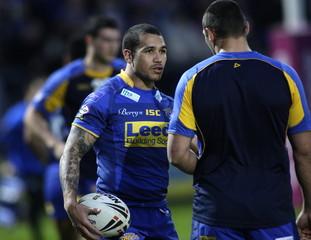 Leeds Rhinos v Wigan Warriors engage Super League