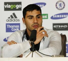 Chelsea - Ricardo Quaresma Presss Conference