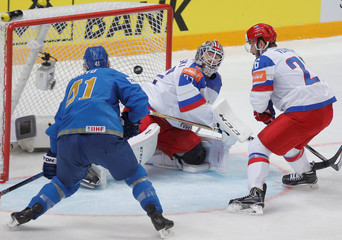 Ice Hockey - 2016 IIHF World Championship - Group A
