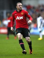 Swansea City v Manchester United - Barclays Premier League