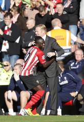 Southampton v Stoke City - Barclays Premier League