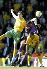 Norwich City v Sheffield Wednesday Coca-Cola Football League Championship