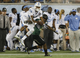 NCAA Football: Russell Athletic Bowl-North Carolina vs Baylor