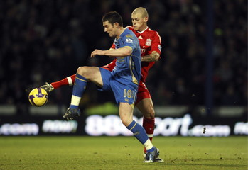Portsmouth v Liverpool Barclays Premier League
