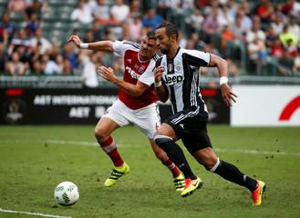 Football Soccer - Juventus v South China - International Challenge Cup - Hong Kong