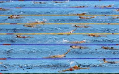 Rio Olympics - Swimming training
